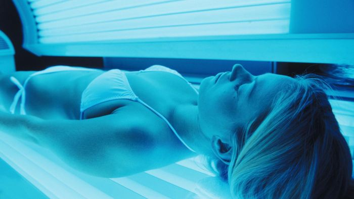 Can tanning lead to cancer?