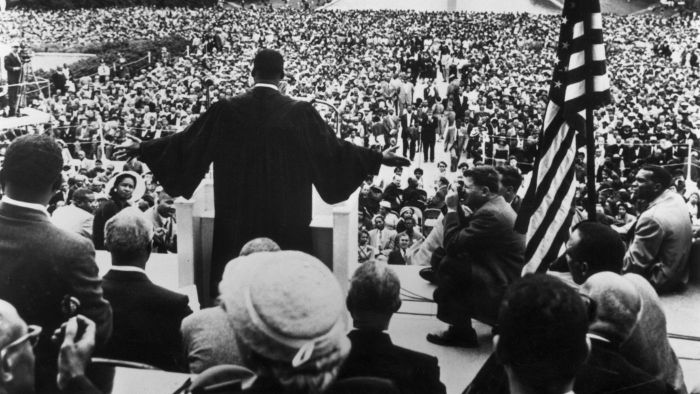 Where Can You Find the Text of MLK's Most Famous Speech?