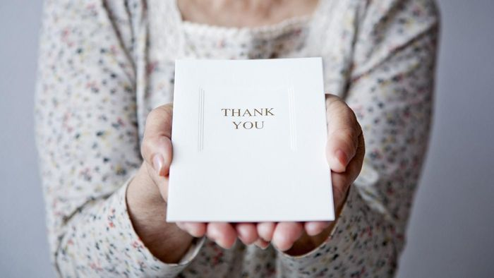 Where Can You Find Thank-You Message Cards?