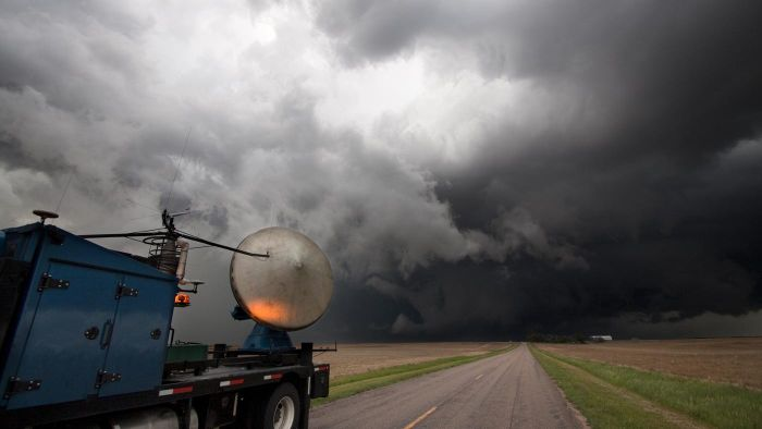 Can tornadoes be predicted?