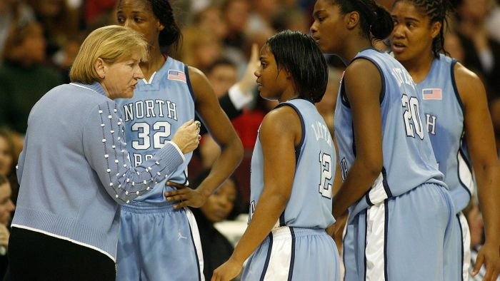 Where Can You Find the UNC Women's Basketball Schedule?