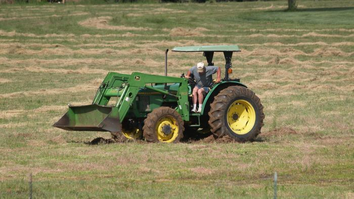 Where Can You Find a Used Tractor for Sale?