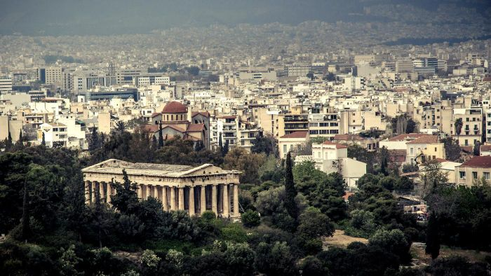 What Is the Capital City of Greece?
