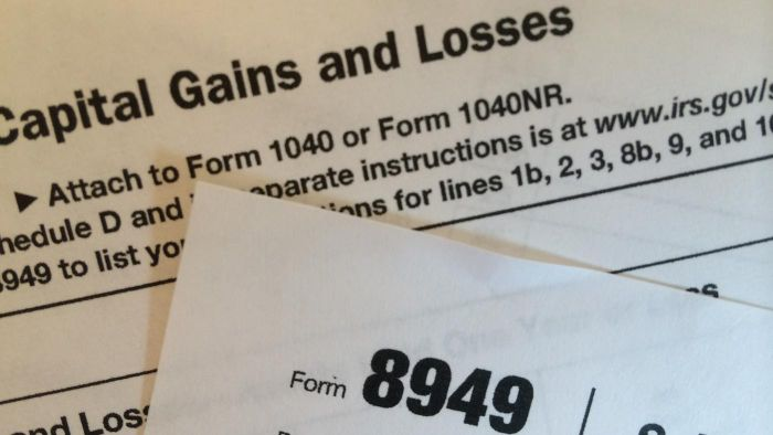 What is the capital gains tax rate?