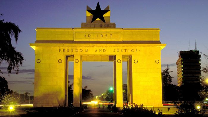 What Is the Capital of Ghana?