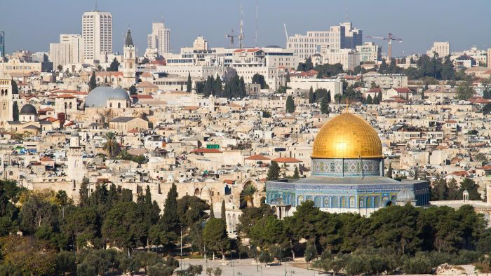 What Is the Capital of Israel?