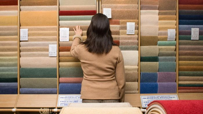 Where Are Carpet Factory Outlets Located?