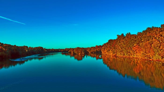 What is the Catawba River basin?