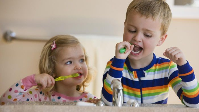 What Causes Dark Gums in Children?