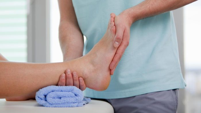 What Causes Ganglion Foot Cysts?