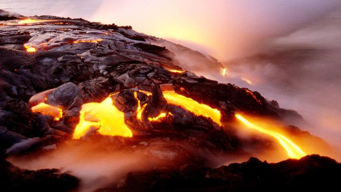 What Causes Magma to Rise?