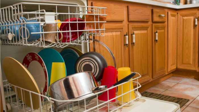 What Causes a Smelly Dishwasher?