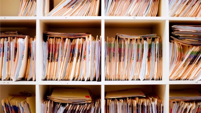 What Is Centralized Filing?