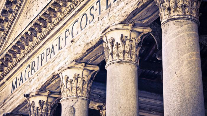 What Are the Characteristics of Roman Architecture?