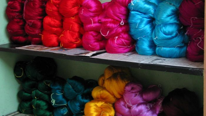 What are characteristics of silk?