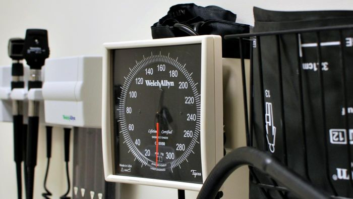 Is There a Chart That Can Be Used to Measure Blood Pressure?
