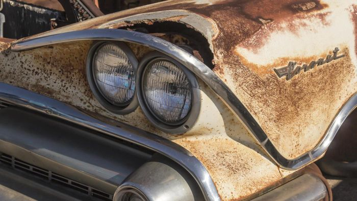 What Is the Chemical Formula for Rust?