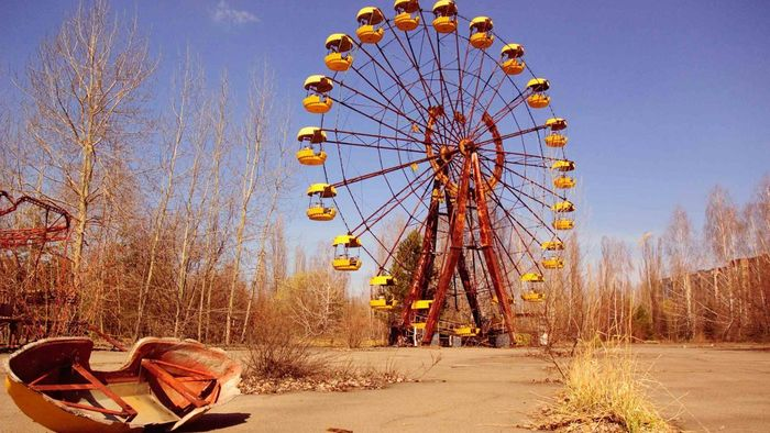 Where Is Chernobyl Located?