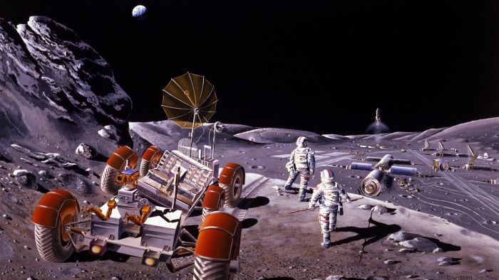 Is China Trying to Mine the Moon?