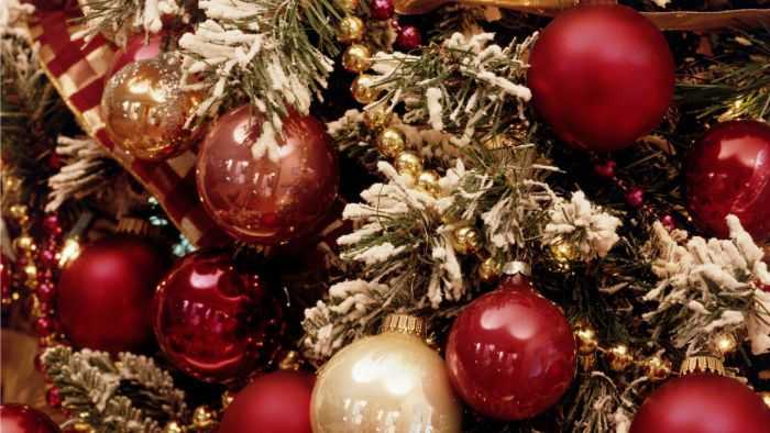 What Is Christmas Tree Flocking?