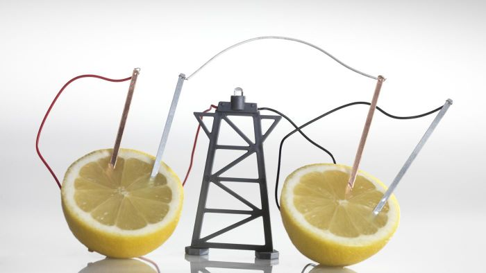 Does Citric Acid Conduct Electricity?