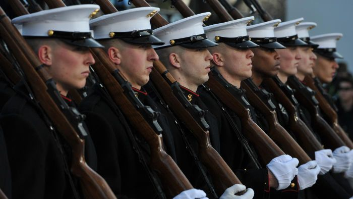 "What Is a ""code Red"" in the Marines?"