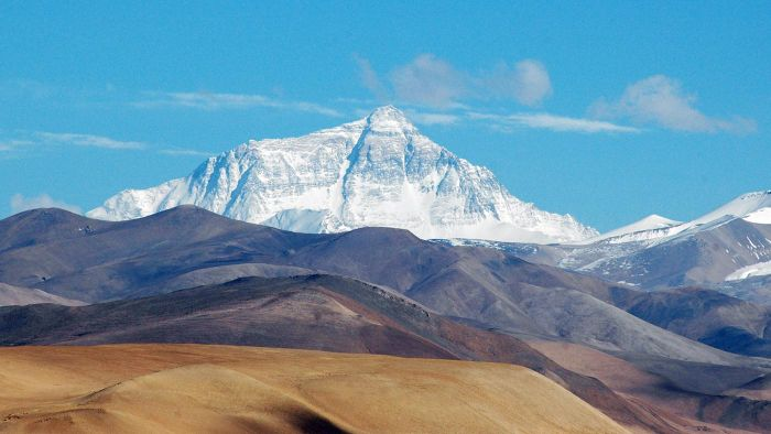 How Cold Is Mt. Everest?