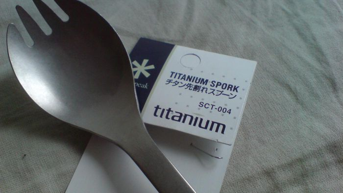 What color is titanium?