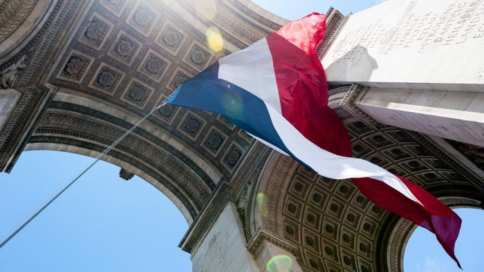 What Do the Colors of the French Flag Stand For?