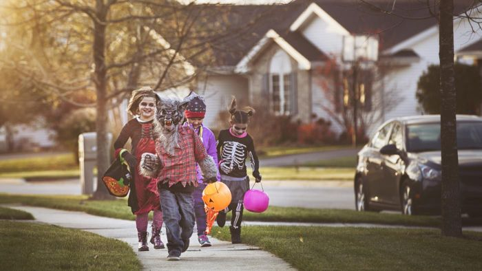 What Are Common Times for Trick-or-Treating in Minnesota?