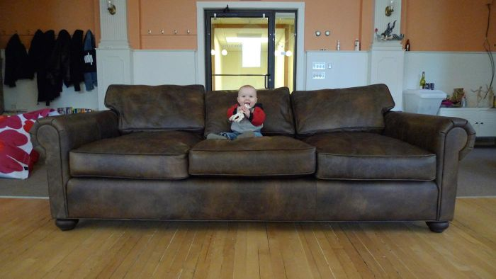 What Companies Will Pick up Donated Sofas?