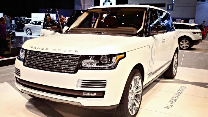 Who Owns Range Rover >> What Company Makes Range Rovers Reference Com