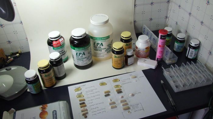 What conditions do magnesium malate supplements treat?