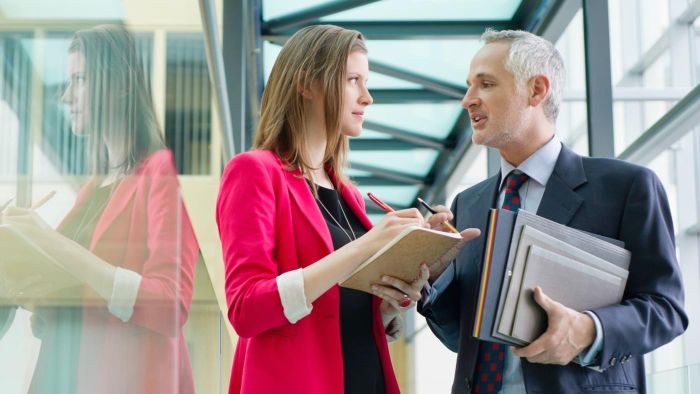 What is a confidential secretary?