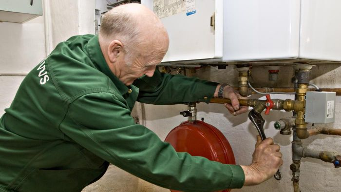 How Do You Go About Converting From Oil to Gas Heat?