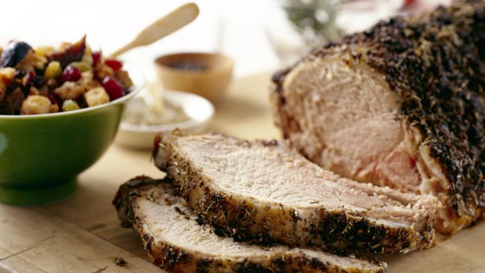 How Do You Cook a Pork Loin Sirloin Roast?