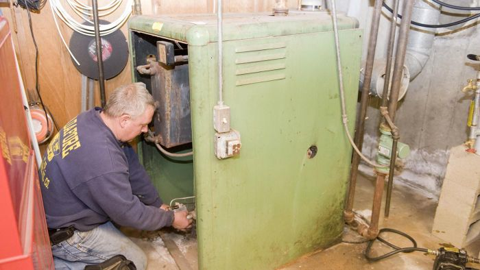 Does It Cost More to Clean an Old Furnace?