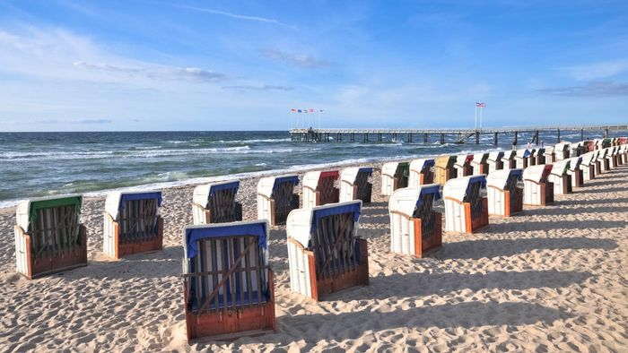 Which Countries Border the Baltic Sea?