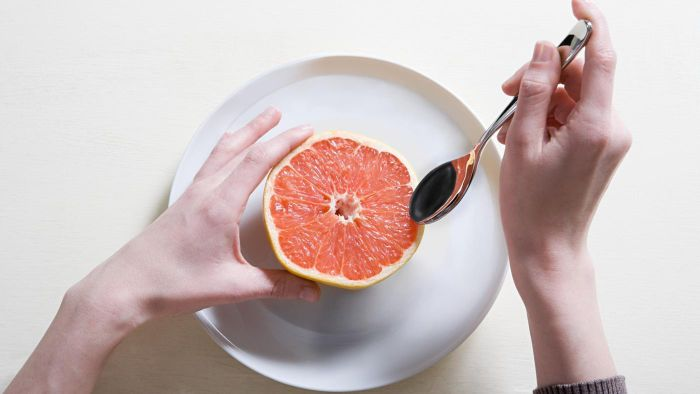 Who created the grapefruit diet?