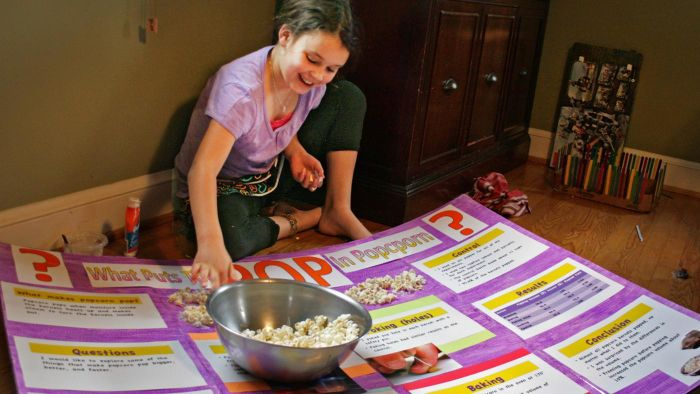 What Are Some Creative Ways to Present School Projects?