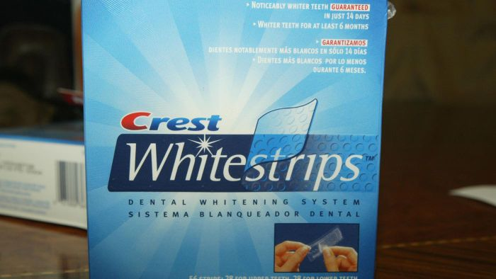 What Are Crest Whitestrips Coupons For?