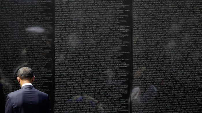 What Do the Cross and Diamonds Mean on the Vietnam Memorial?