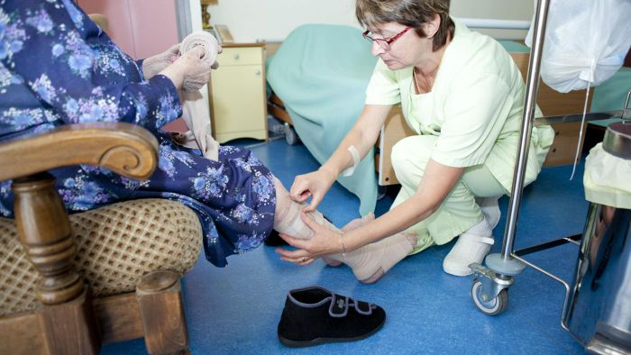 How Do You Cure or Alleviate Edema With Treatment?