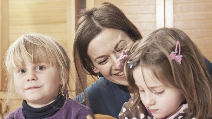 What Is a Daycare Teacher?