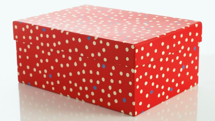 How Do You Decorate a Shoebox for Valentine's Day?