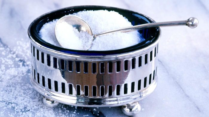 What Is the Density of Table Salt?
