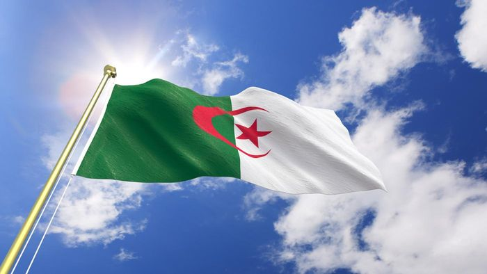 How did Algeria gain independence?