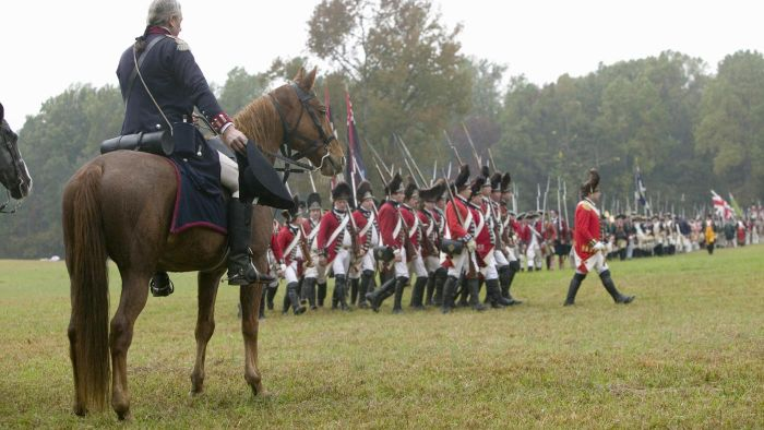 Where Did the American Revolution Take Place?
