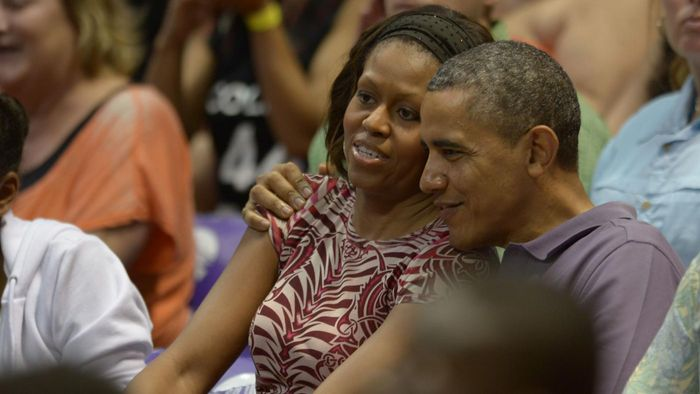 How Did Barack Obama Meet His Wife?