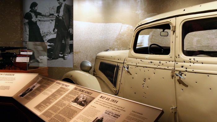 Where Did Bonnie and Clyde Die?